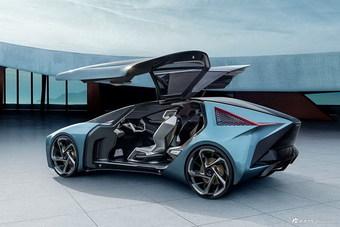 2020款雷克萨斯LF-30 Concept
