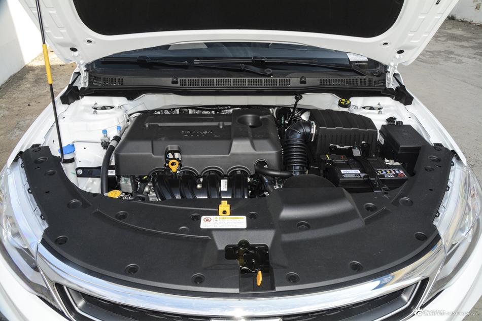 2020款吉利远景 1.5L CVT尊贵型