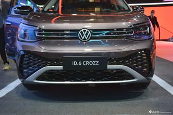 2021上海车展实拍:ID.6 CROZZ