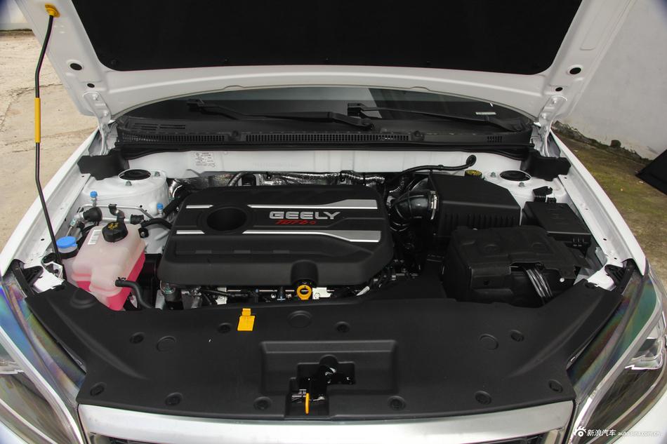 2018款吉利远景S1 1.4T自动锋睿型