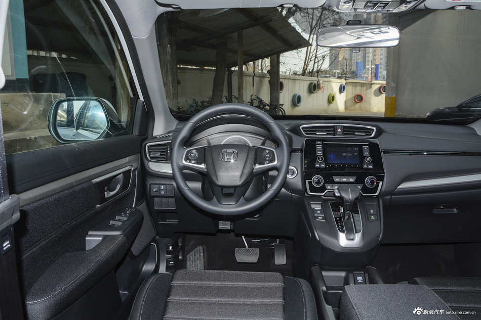 2017款CR-V 1.5T 240TURBO自动两驱都市版