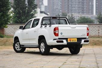 2020款上汽MAXUS T70汽油精英型标厢高底盘