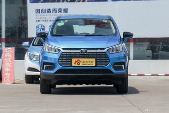 2019款比亚迪元EV360 智联悦尚型