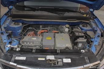 猎豹CS9 EV底盘图