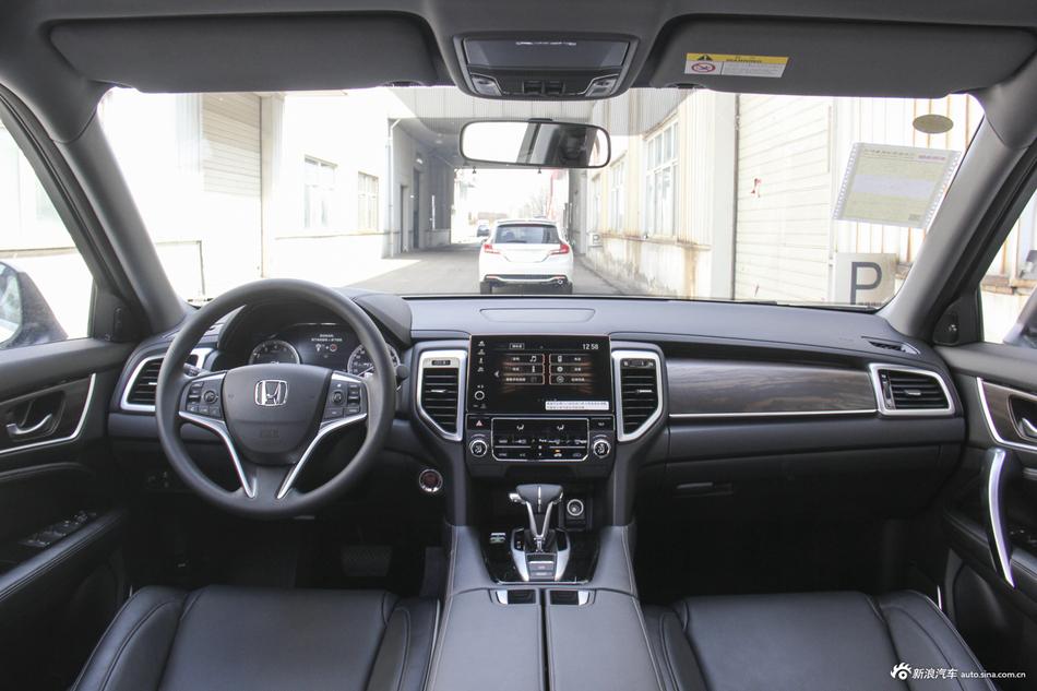 2017款本田UR-V 1.5L 240TURBO自动两驱经典版