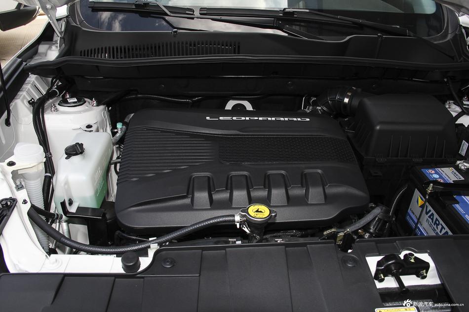 2019款猎豹CS10 1.5T 自动驾适版