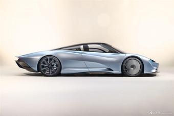 2020款迈凯伦Speedtail