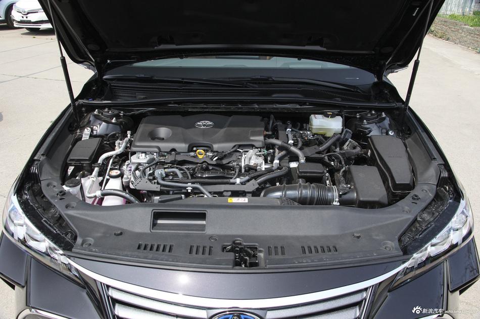 2019款亚洲龙双擎2.5L自动Limited旗舰版国VI