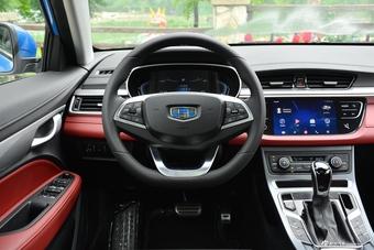 2019款 吉利远景S1升级版 1.4T自动尊贵型