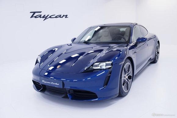 全新保时捷Taycan Turbo