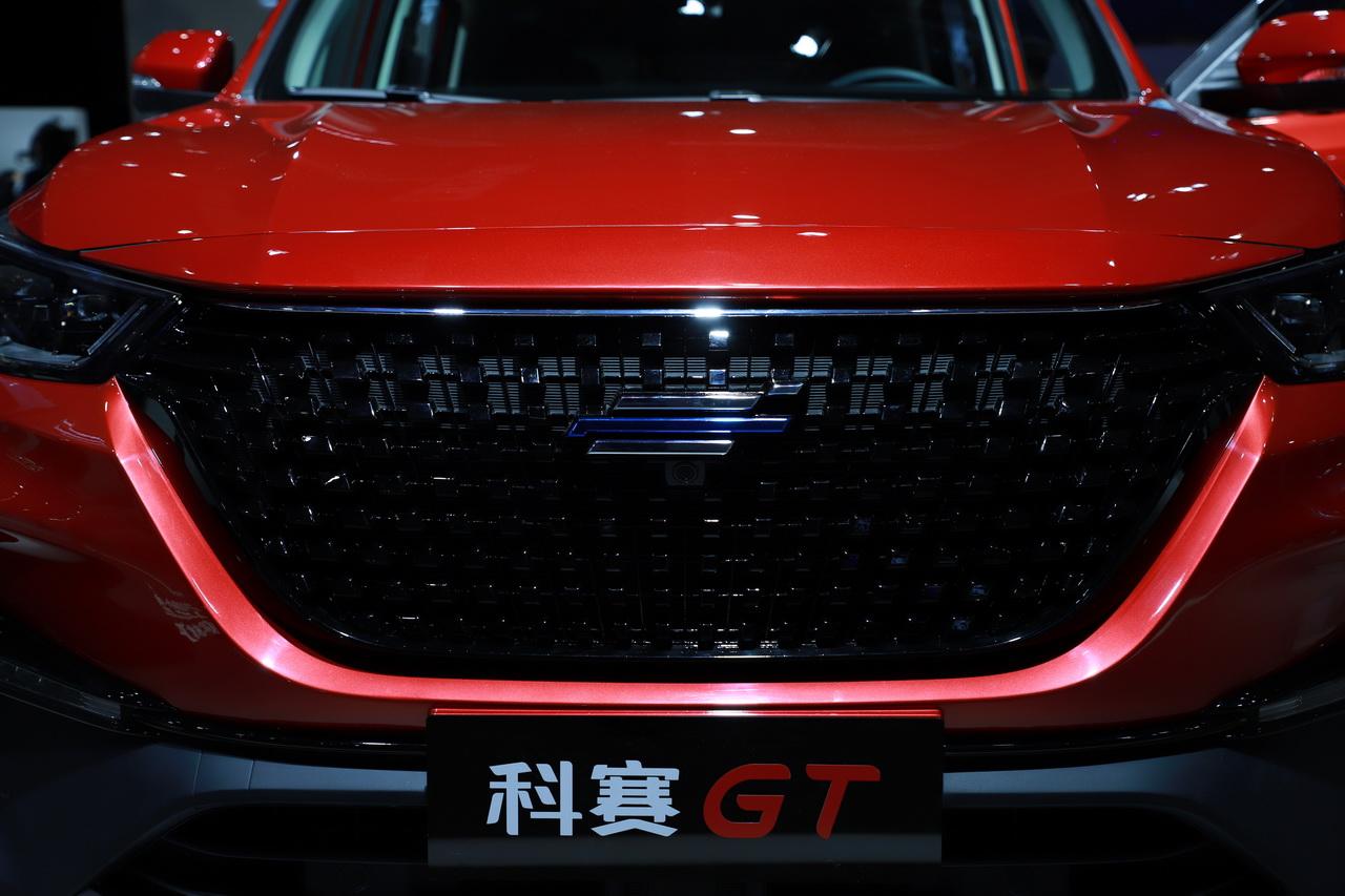 2019上海车展实拍:科赛GT