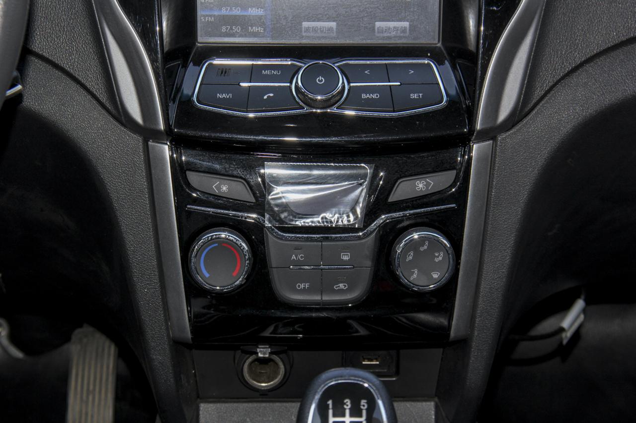 2018款开瑞K50EV 豪华型