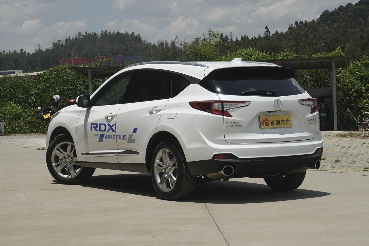 2019款讴歌RDX 2.0T自动钻享·魅版SH-AWD