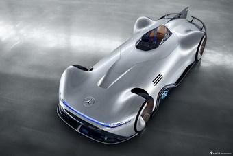 2019款EQ Silver Arrow Concept