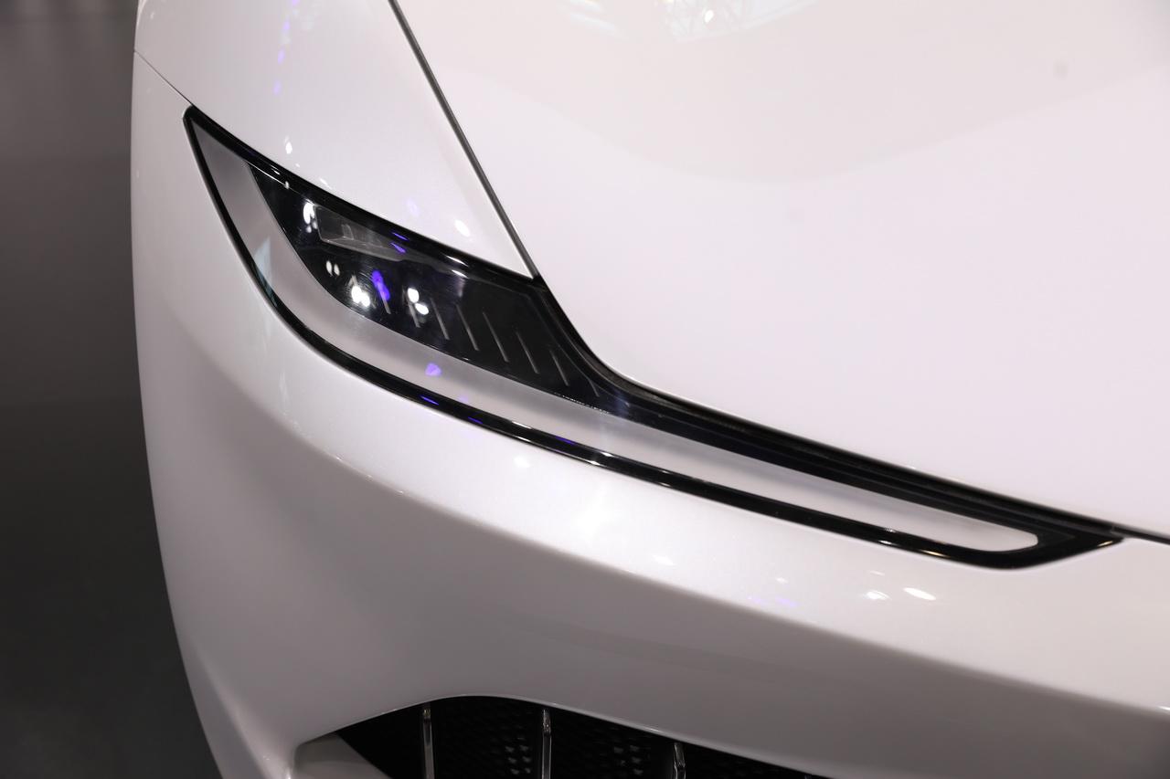2019广州车展实拍:Pininfarina GT