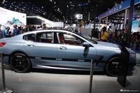 成都车展实拍全新宝马8系 拥有运动性能和极致豪华