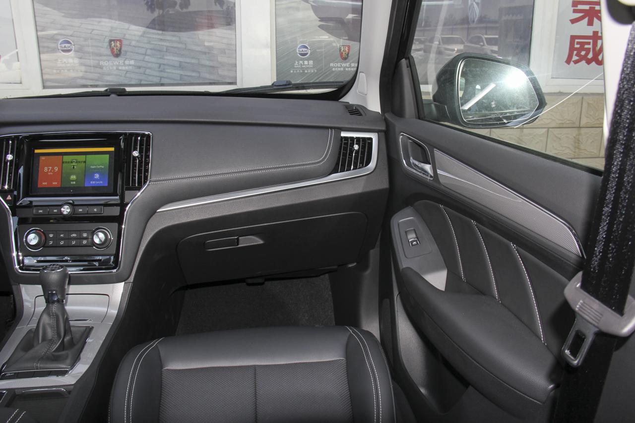 2018款荣威RX5 1.5T 20T手动两驱旗舰版