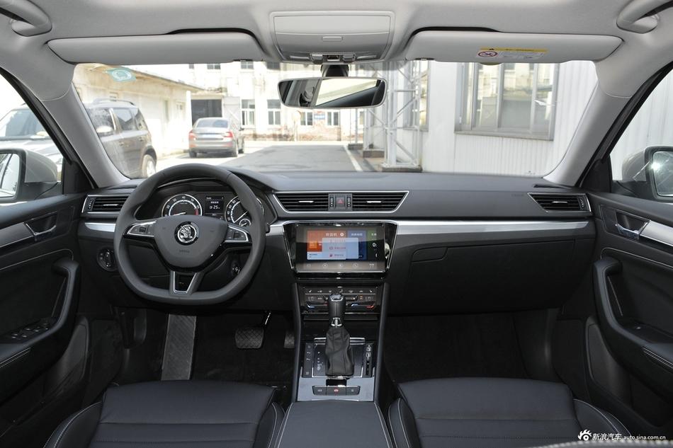 2019款速派1.4T自动TSI280 DSG舒适版