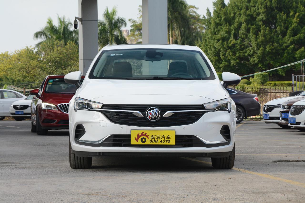 2020款威朗三厢1.3T CVT豪华型20T
