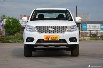 2018款黄海N1 2.8T手动柴油两驱超值版新内饰