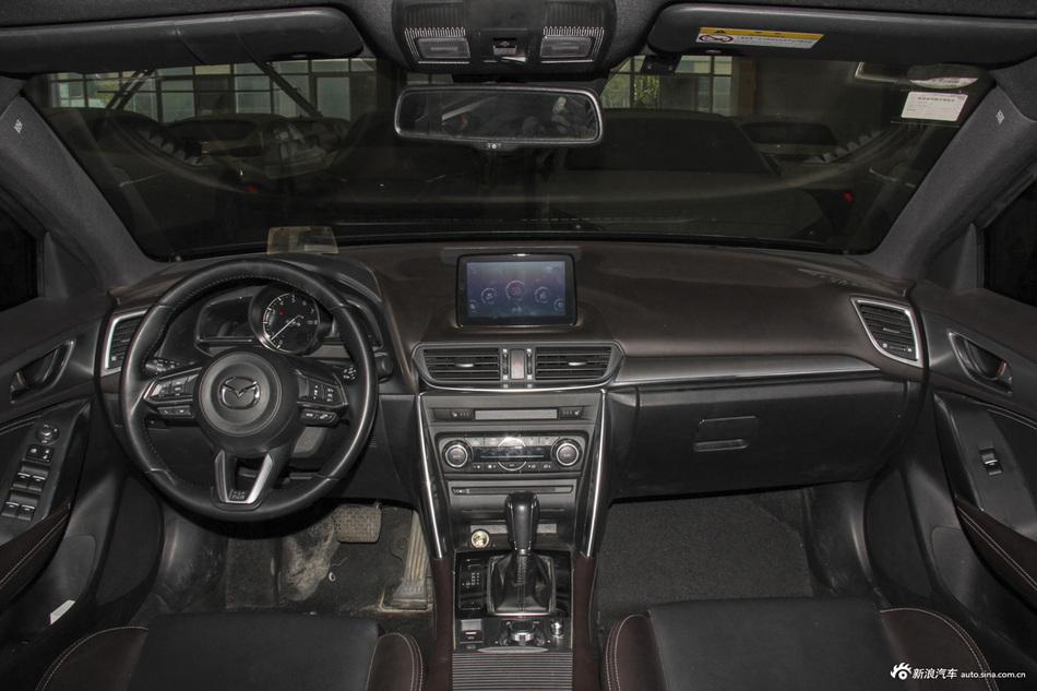 上班族喜欢,外观时尚性能表现好,马自达CX-4全国12.69万起
