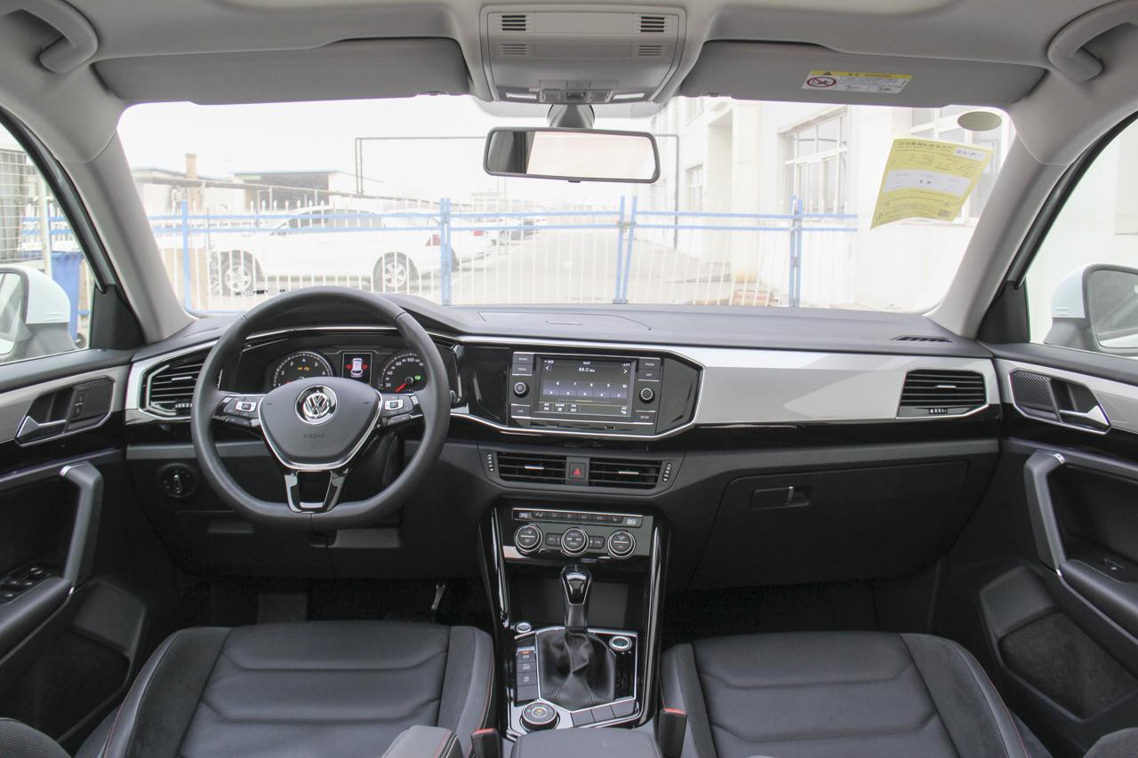 2019款探岳2.0T自动四驱豪华型330TSI