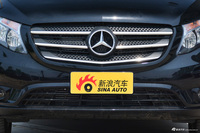 2018款奔驰威霆2.0T自动精英版7座