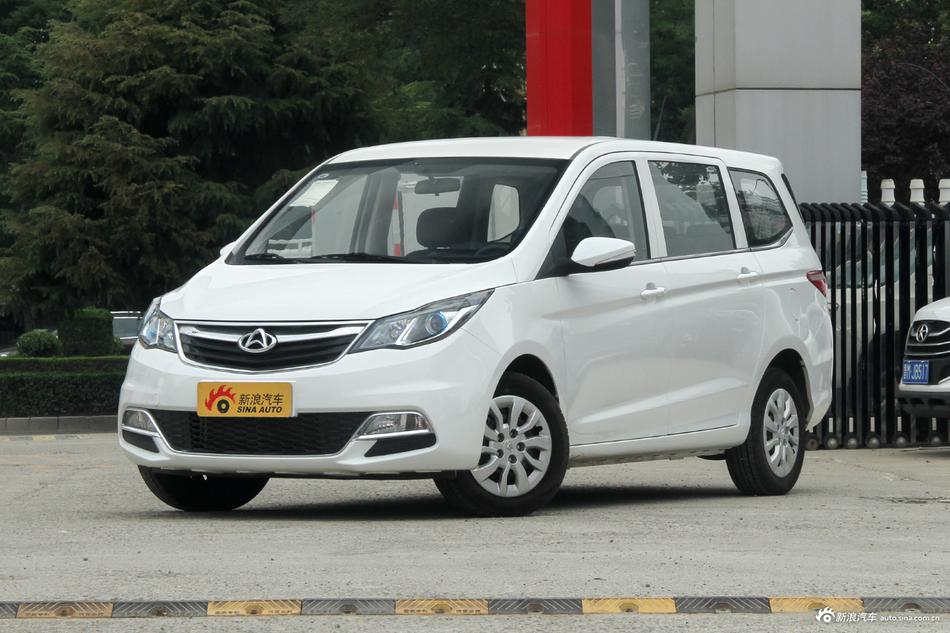 2019款长安欧尚A600 1.5L手动简约型