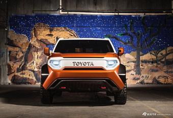 2017款丰田FT-4X Concept