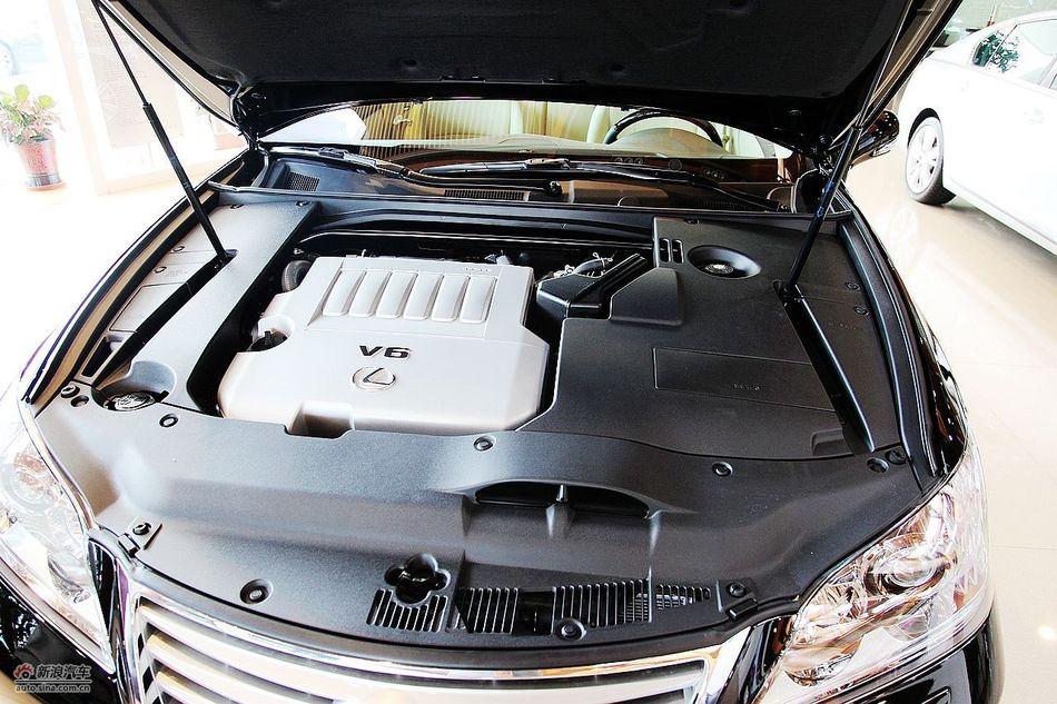 2010款雷克萨斯ES350尊贵版引擎