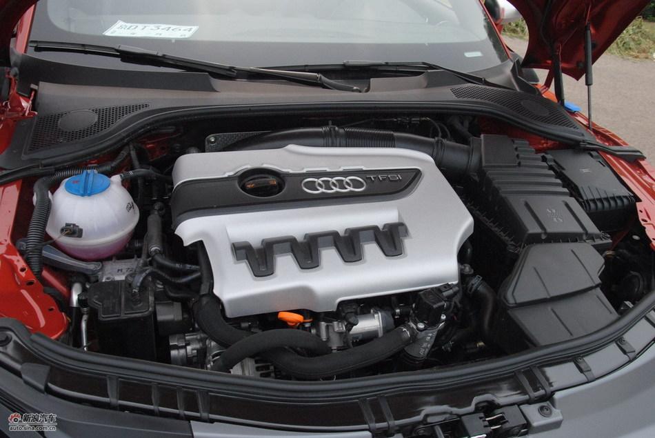 2011款奥迪TTS Coupe 2.0L TFSI发动机