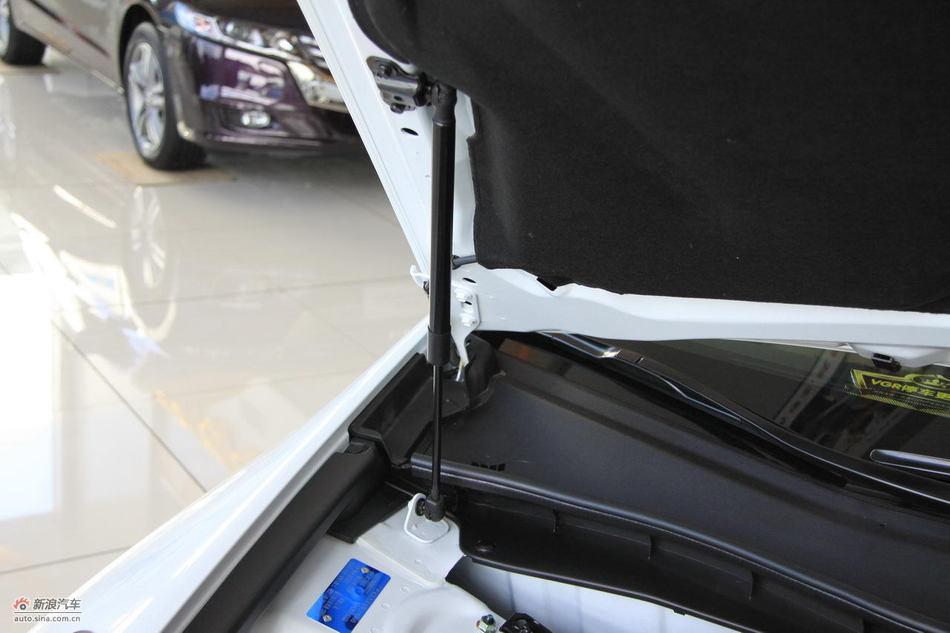2011款本田雅阁2.4L EX自动型