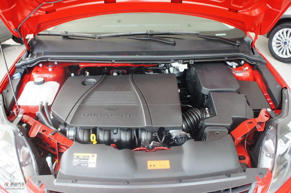 2011款福克斯两厢1.8手动舒适型底盘