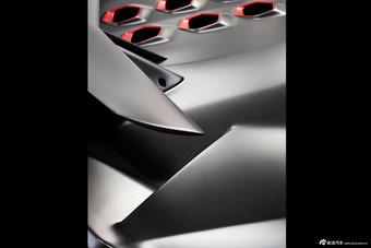 2010款Lamborghini Sesto Elemento Concept