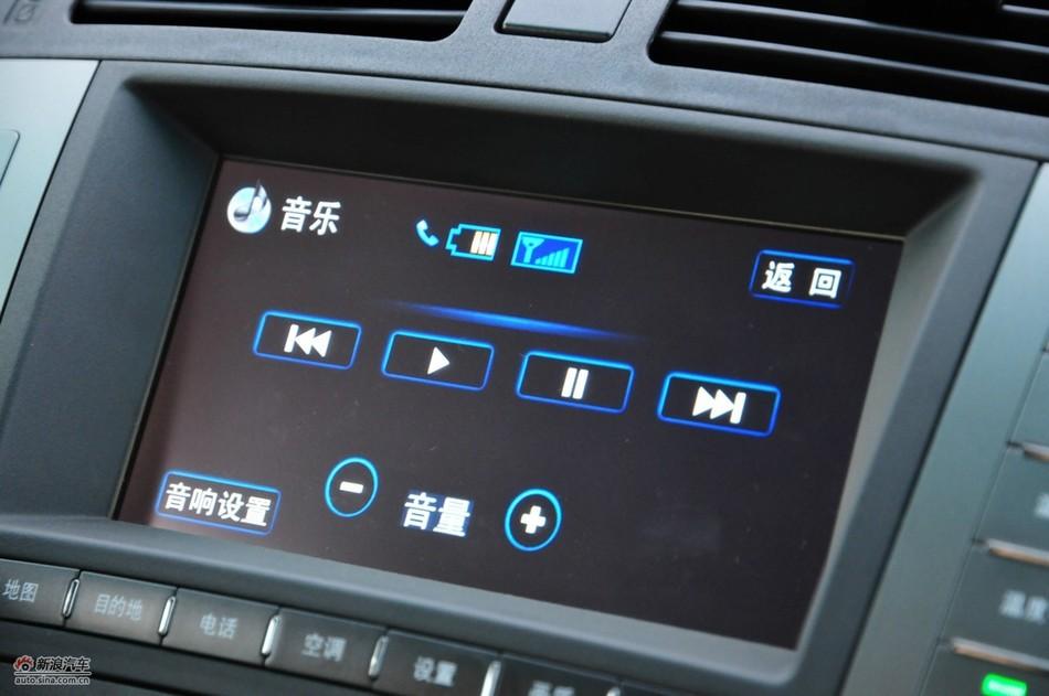 2011款比亚迪S6实拍