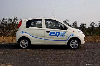 体验奇瑞eQ纯电动汽车