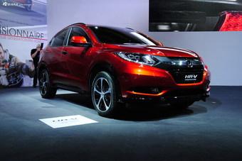 2015款本田HR-V