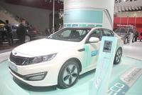 2013款起亚K5 Hybrid