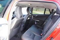 沃尔沃V60 T6 R-Design空间