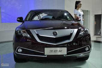 2012款讴歌ZDX