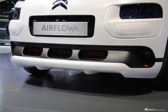 雪铁龙C4 Cactus Airflow概念车