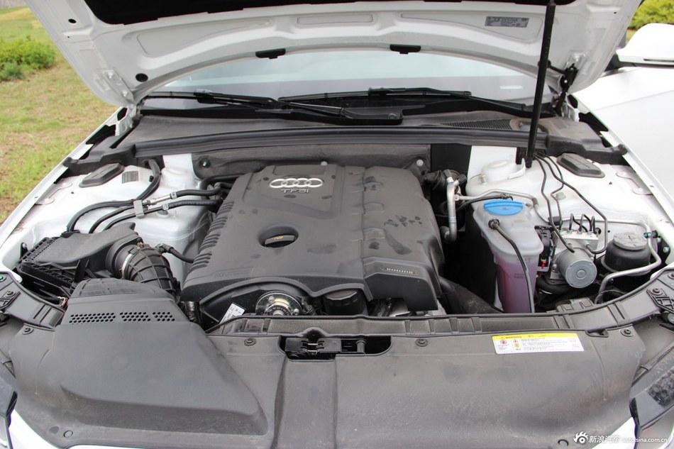 2012款奥迪A4L 1.8 TFSI CVT舒适型