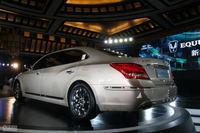 雅科仕加长版上市现场图新车实拍