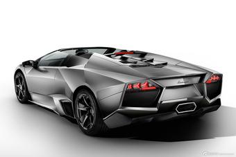 2010款Lamborghini Reventon Roadster