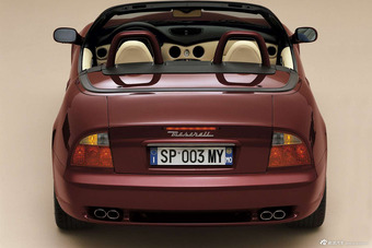 2005款玛莎拉蒂Spyder