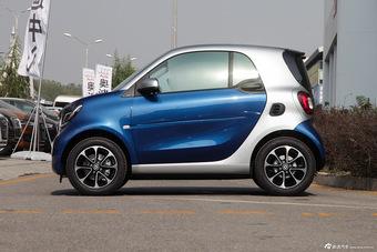 2015款smart fortwo 1.0L 激情版