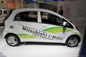 三菱MiEV概念车