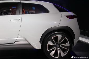 2014年第12届广州国际车展 图为:现代 intrado