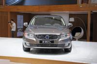 2013成都车展新车实拍:沃尔沃S80L