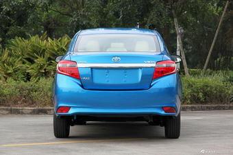 2014款威驰1.5L自动智尊版
